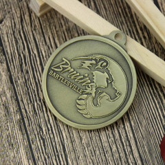 Bruins Custom Antique Medals