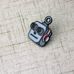Robots Custom Lapel Pins