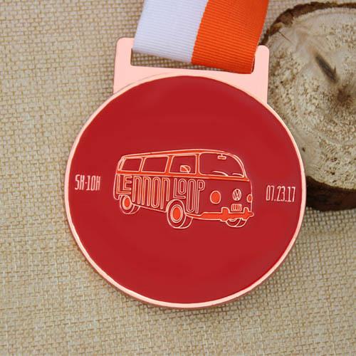 Lennon Loop Custom Medals