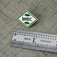 BREC Custom Lapel Pins