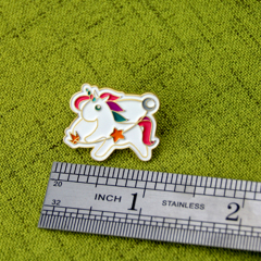Unicorn Enamel Pins