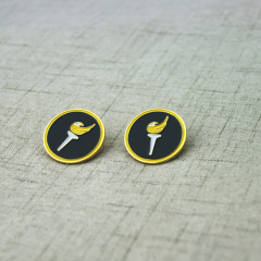 Torch Custom Lapel Pins