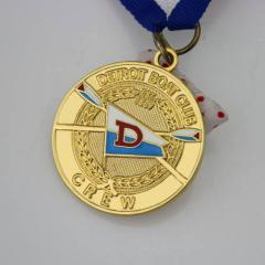 Detroit Boat Club Crew Custom Medals
