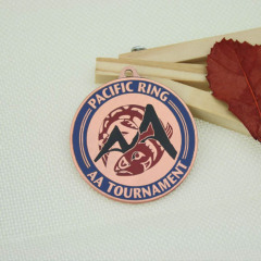 Pacific Ring  AA Tournament  Custom medals