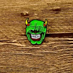 Monster Enamel Pins