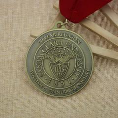 University Reunion Custom Medals