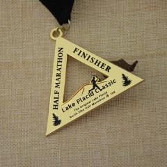 Half Marathon Finisher Custom Medals