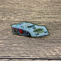 Automobile Racing Lapel Pins
