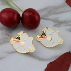 Bear Custom Lapel Pins