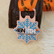 45NRTH Fat-Bike Series Custom Race Medals