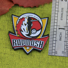 Rapidash Custom Lapel Pins