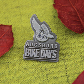 Bike Days Lapel Pins