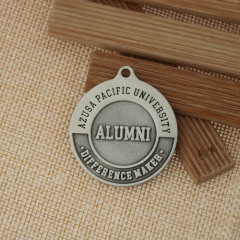 Azusa Pacific University Custom medals
