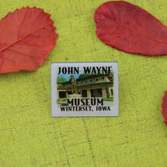 John Wayne's Museum Lapel Pins