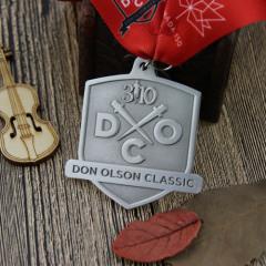 310 Running Custom Medals
