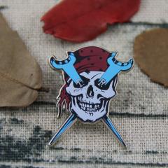 Skull Lapel Pins