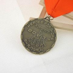 Heroes for hope 5K Custom medals