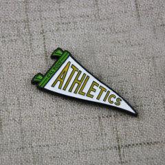 Athletics Custom Lapel Pins