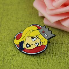 Princess Lapel Pins