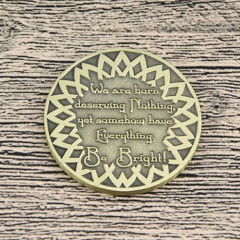 Radical Ritual Custom Coins