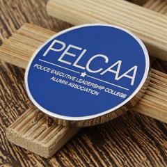 PELCAA Custom Coins