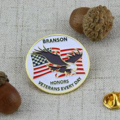 Veterans Lapel Pins
