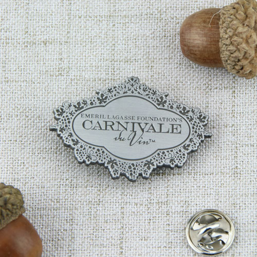 Carnivale Lapel Pins
