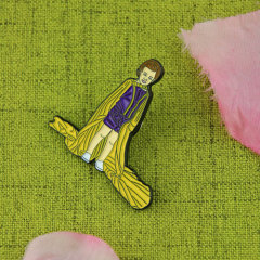 Prince Custom Pins