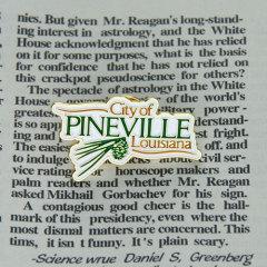 Pineville Custom Lapel Pins