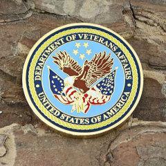 USA Veterans Affairs Custom Challenge Coins
