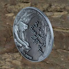 Miners Custom Coins