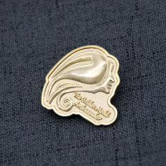 Swan Lapel Pins