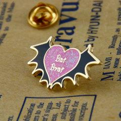 Bat Brat Award Pins