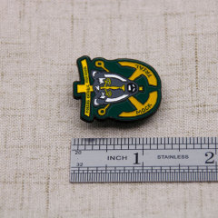 Mock Trial Personalized Pins