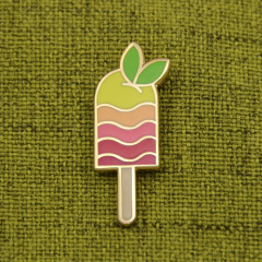 Popsicle Custom Hard Enamel Pins