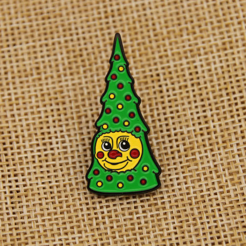 Christmas Tree Lapel Pins