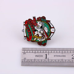 Dog Stock Lapel Pins
