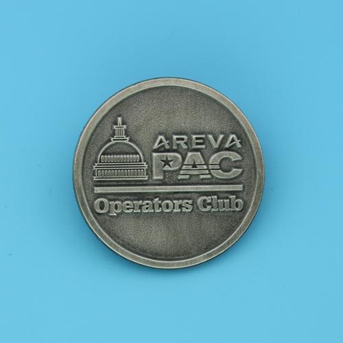 Operators Club Award Pins