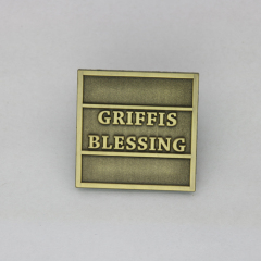 Griffis Blessing Personalized Pins