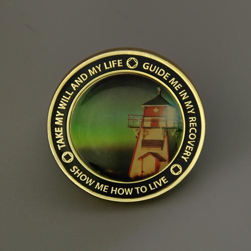 PEI Custom Challenge Coins