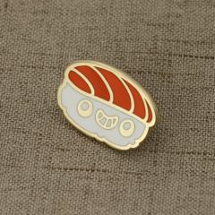 Sushi Hard Enamel Pins
