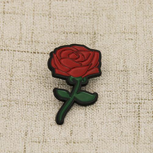 Rose Lapel Pins
