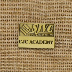 SJVC Custom Pins