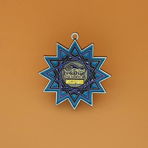 Kory Victorica Campeon Custom Medals
