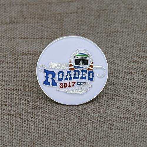Roadeo Custom Pins