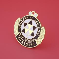 Centennial Regional High School Custom Medals