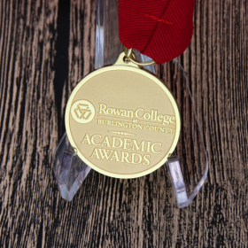 Rowan College Academic Award Medals