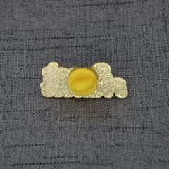 Snack Princess Lapel Pins