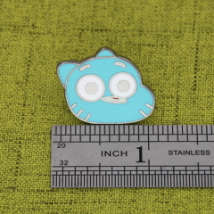 Cute Panda Hard Enamel Pins