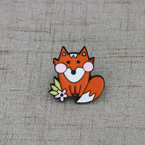 The Fox Lapel Pins